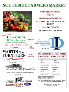 sOUTHSIDE FARM MARKET FLYER